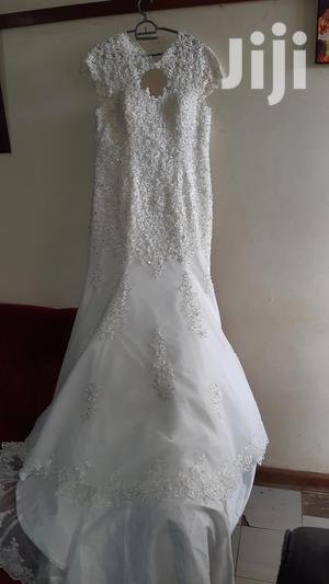 Wedding Dress Mermaid With Rhinestones for Sell | Wedding Wear & Accessories for sale in Central Region, Kampala
