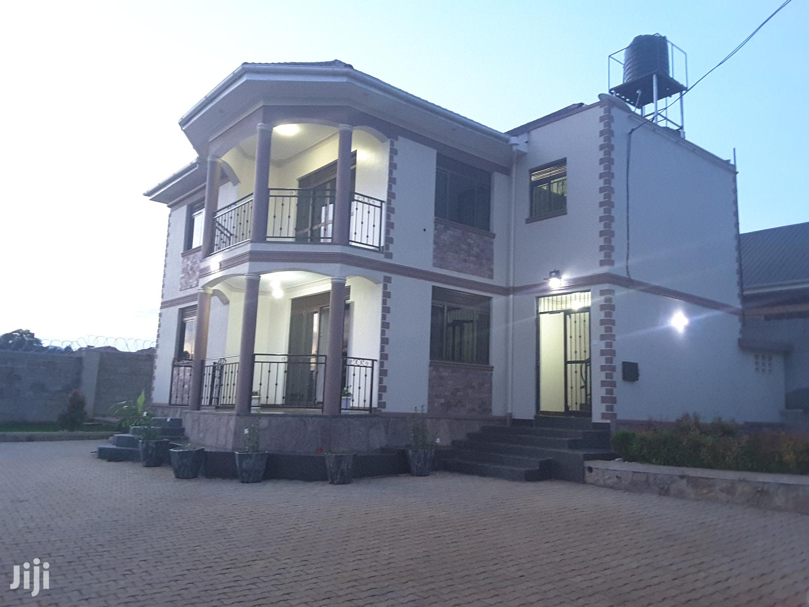 Furnished Two Bedroom House In Entebbe For Rent
