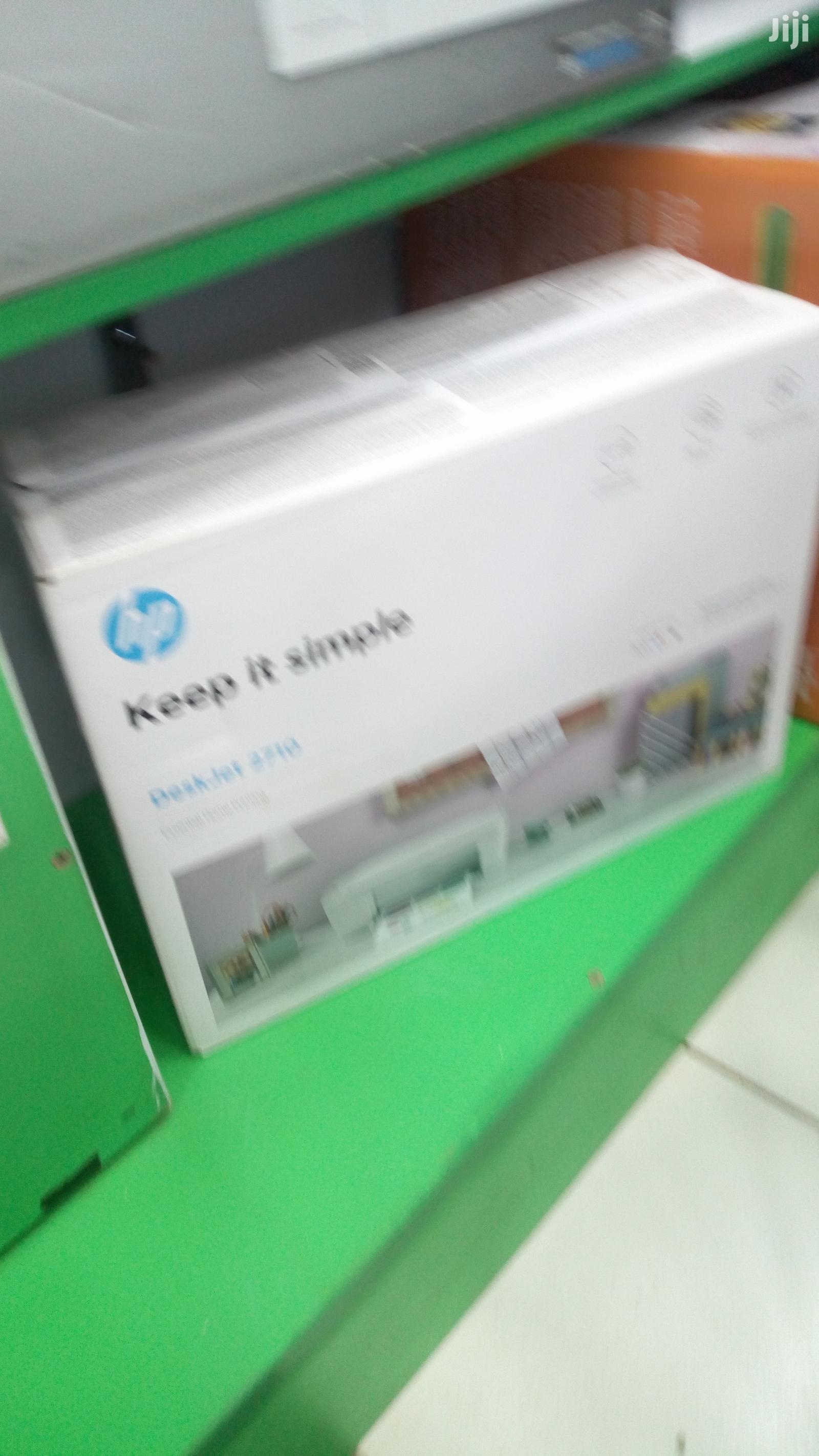All in One HP Deskjet 2710 Wireless Printer   Printers & Scanners for sale in Kampala, Central Region, Uganda