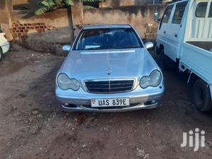Mercedes-Benz C200 2006 Silver   Cars for sale in Central Region, Kampala