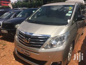 Toyota Alphard 2012 Gold | Cars for sale in Central Region, Kampala