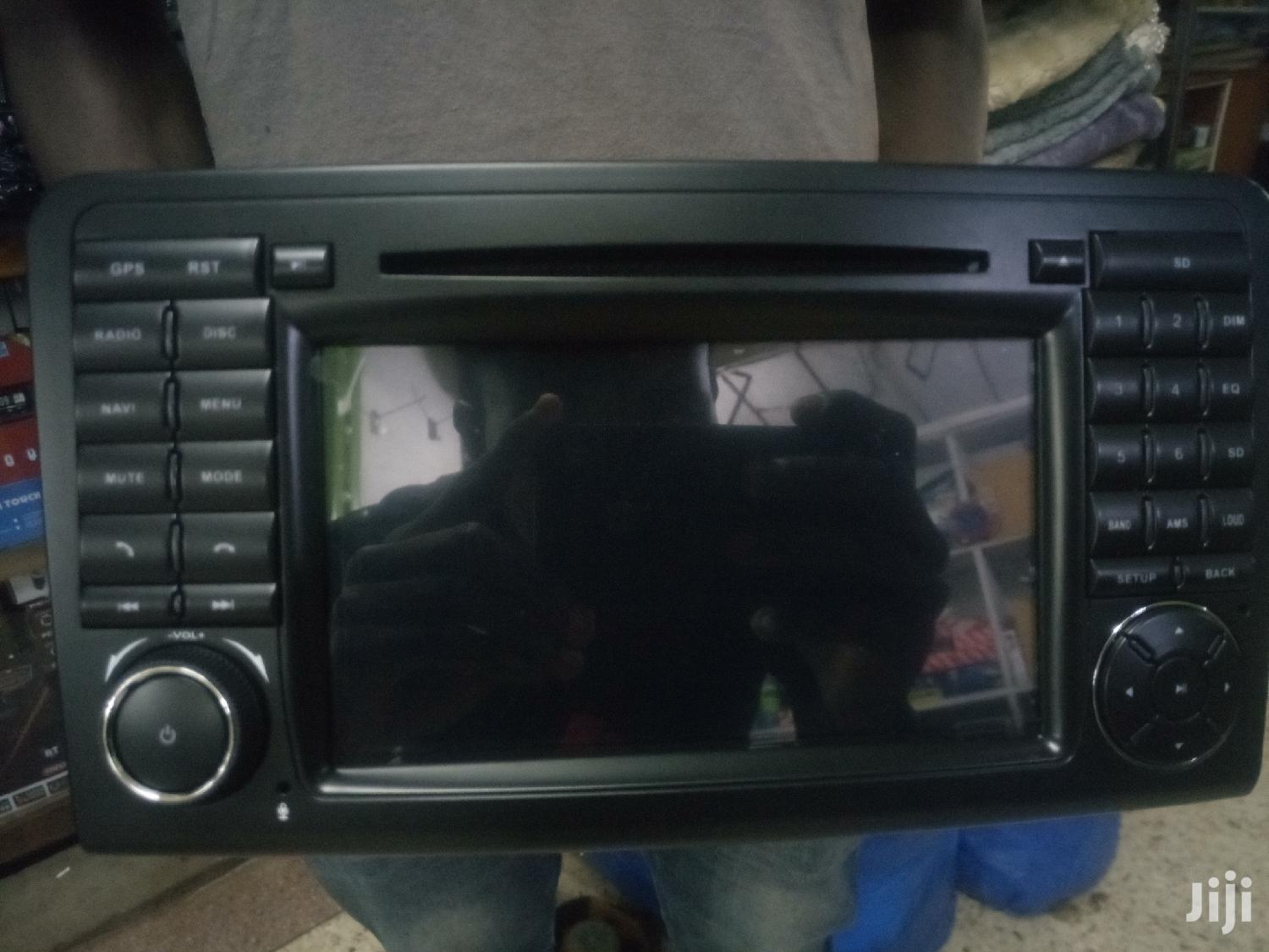 Mercedes Benz W164 4matic Android Radio