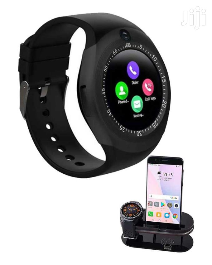 Y-Series Touchscreen Bluetooth Smartwatch Simcard Support