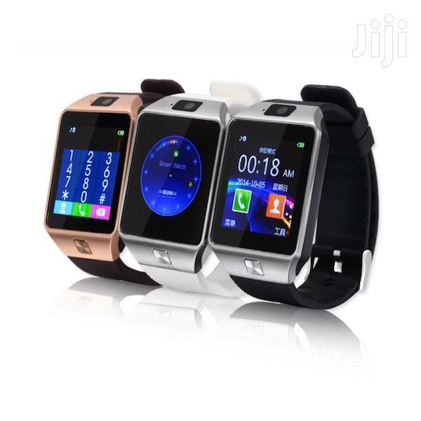 S-Series Touchscreen Bluetooth Smartwatch Simcard Support