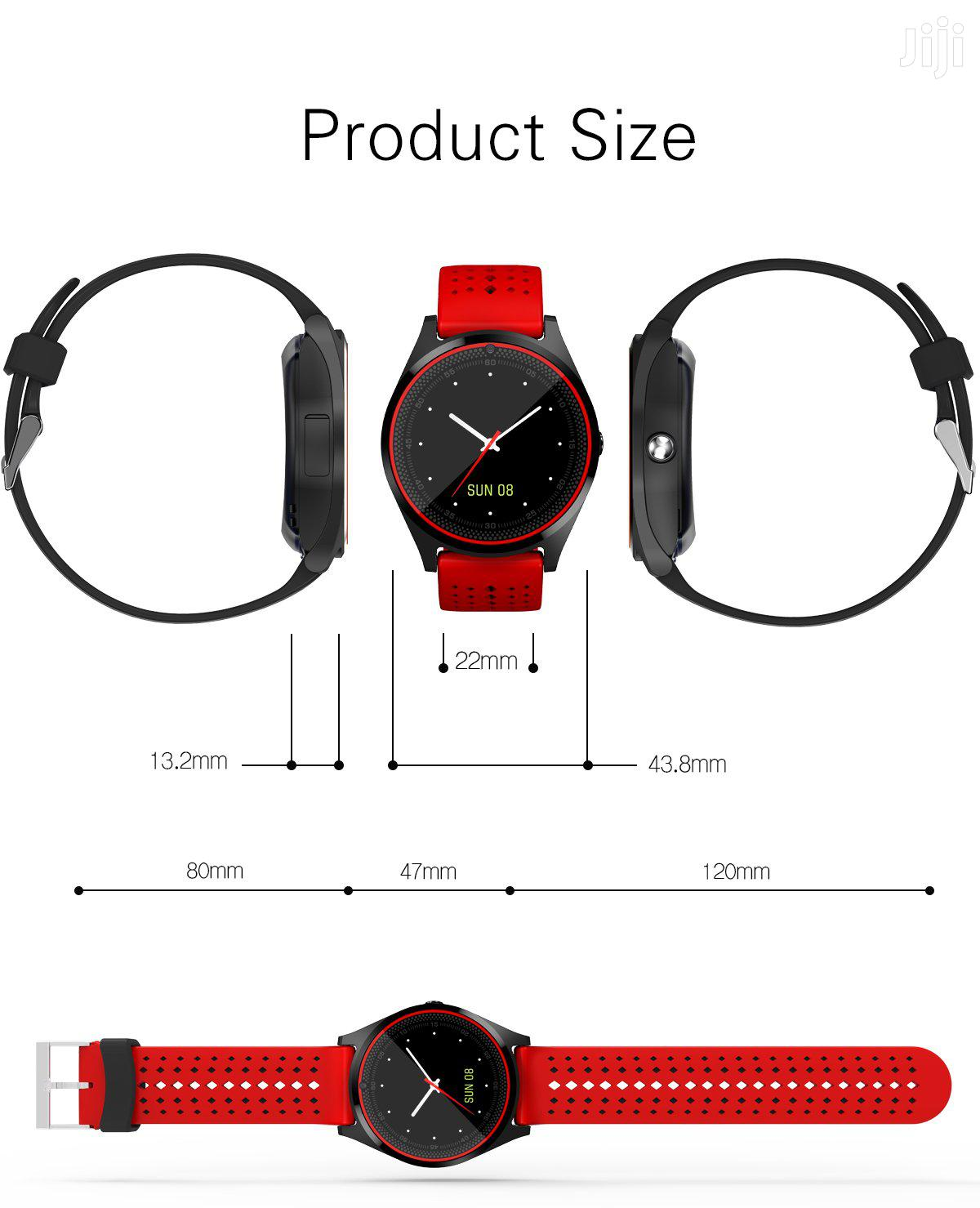 Archive: 2019 Series Latest Touchscreen Bluetooth Smartwatch Simcard Support