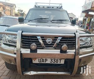 Nissan Patrol 1998 GR Wagon Green | Cars for sale in Central Region, Kampala