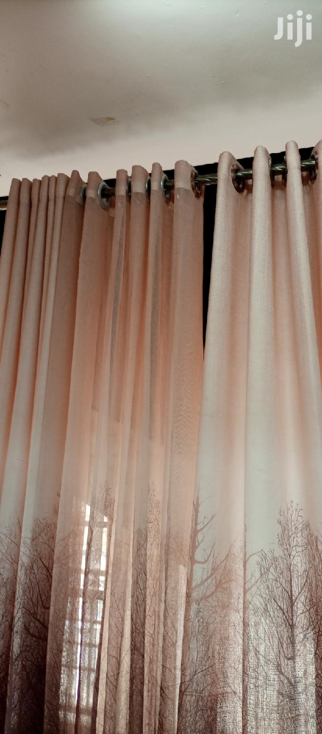 Curtains and Rods