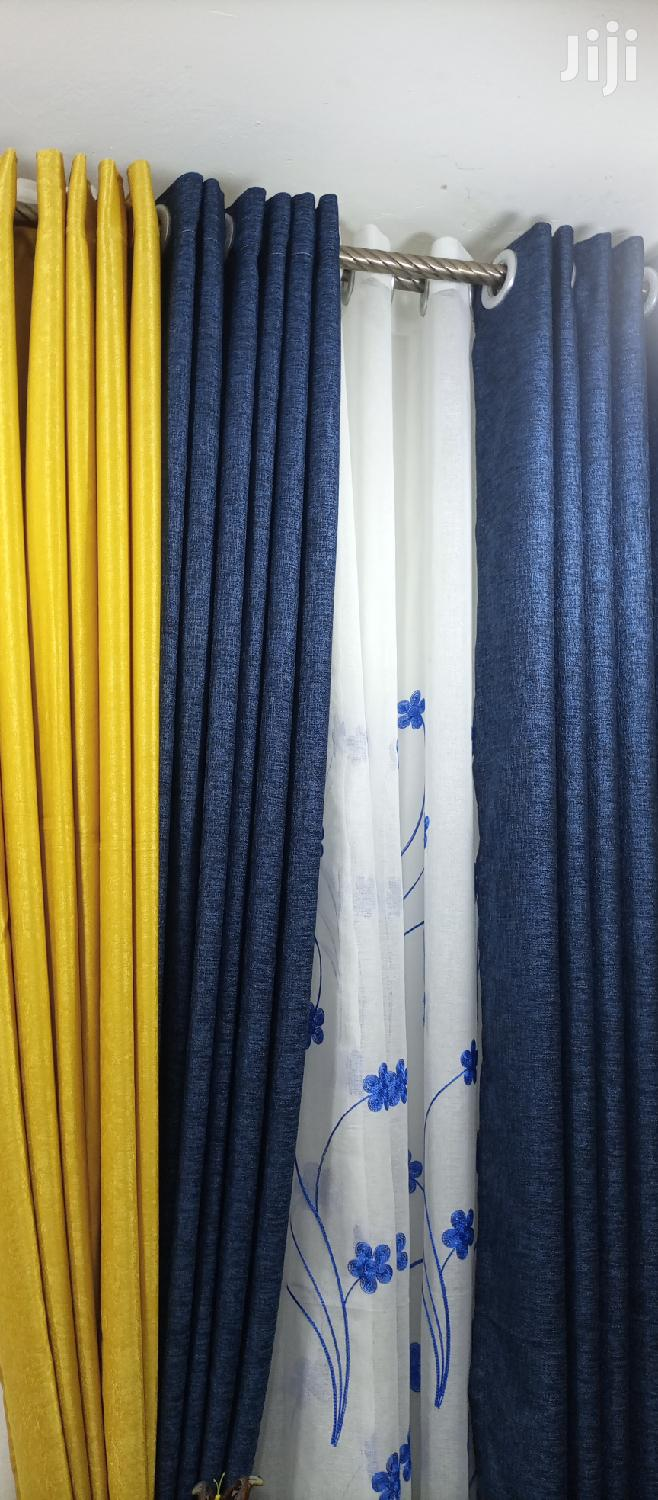 Curtains and Rods   Home Accessories for sale in Kampala, Central Region, Uganda
