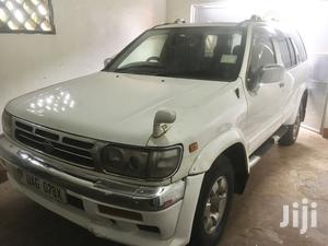 Nissan Terrano 1998 White   Cars for sale in Central Region, Luweero