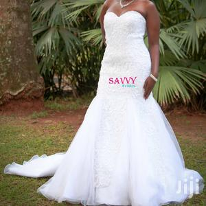 We Are Selling This Brand New Lace Mermaid Wedding Gown | Wedding Wear & Accessories for sale in Central Region, Kampala