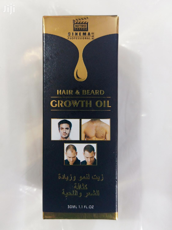 Hair Beard Growth Oil