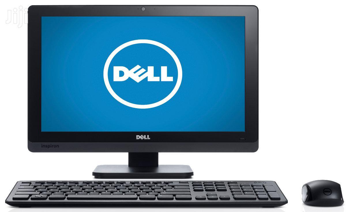 Desktop Computer Dell 4GB Intel Core I5 HDD 500GB | Laptops & Computers for sale in Kampala, Central Region, Uganda