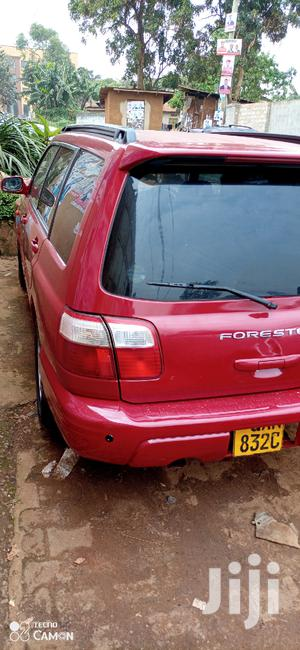 Subaru Forester 2000 Red   Cars for sale in Central Region, Kampala