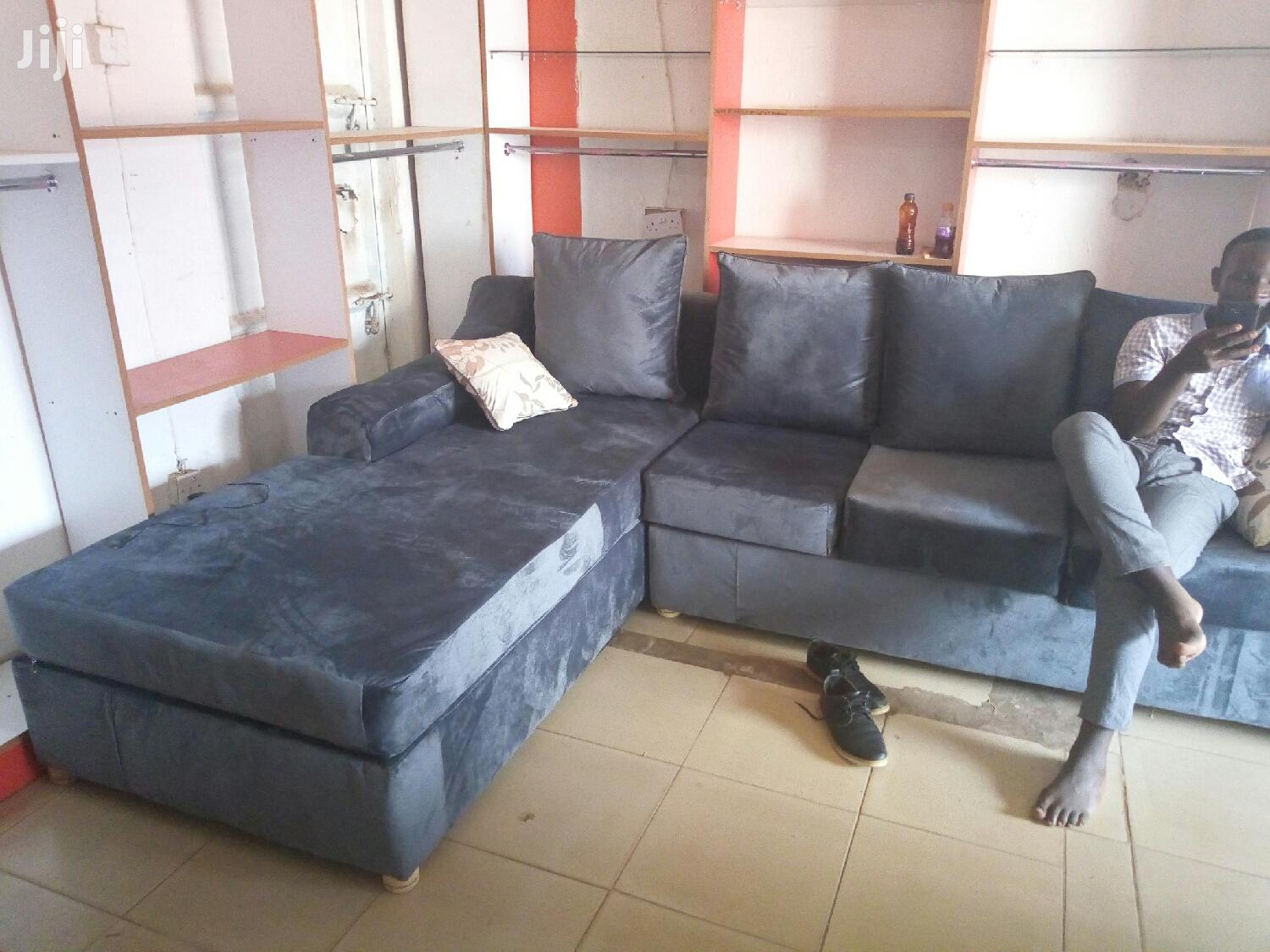 Sofa Sets and Poofs