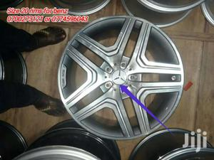 Size 20 Rims for Benz   Vehicle Parts & Accessories for sale in Central Region, Kampala