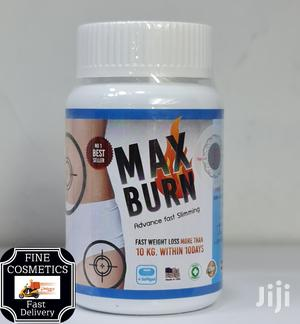 MAX BURN Advance All Natural Weight Loss Slimming Supplement | Vitamins & Supplements for sale in Central Region, Kampala