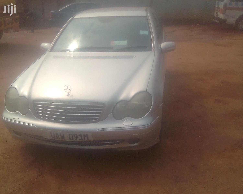Archive: Mercedes-Benz C200 2003 Silver