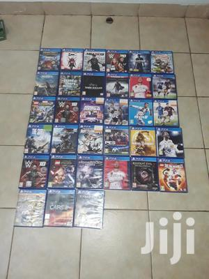 All Ps4 Game Disc Covers and Games | Video Games for sale in Central Region, Kampala
