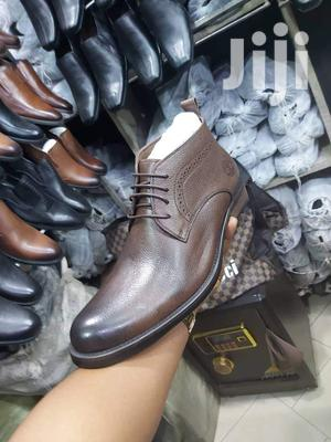 Timberland Leather Boots | Shoes for sale in Central Region, Kampala