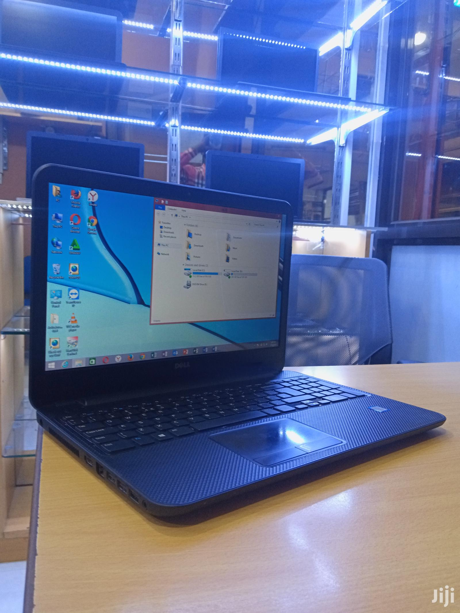 Dell Inspiron 15 15.6 Inches 500 Gb Hdd Core I5 4 Gb Ram | Laptops & Computers for sale in Kampala, Central Region, Uganda