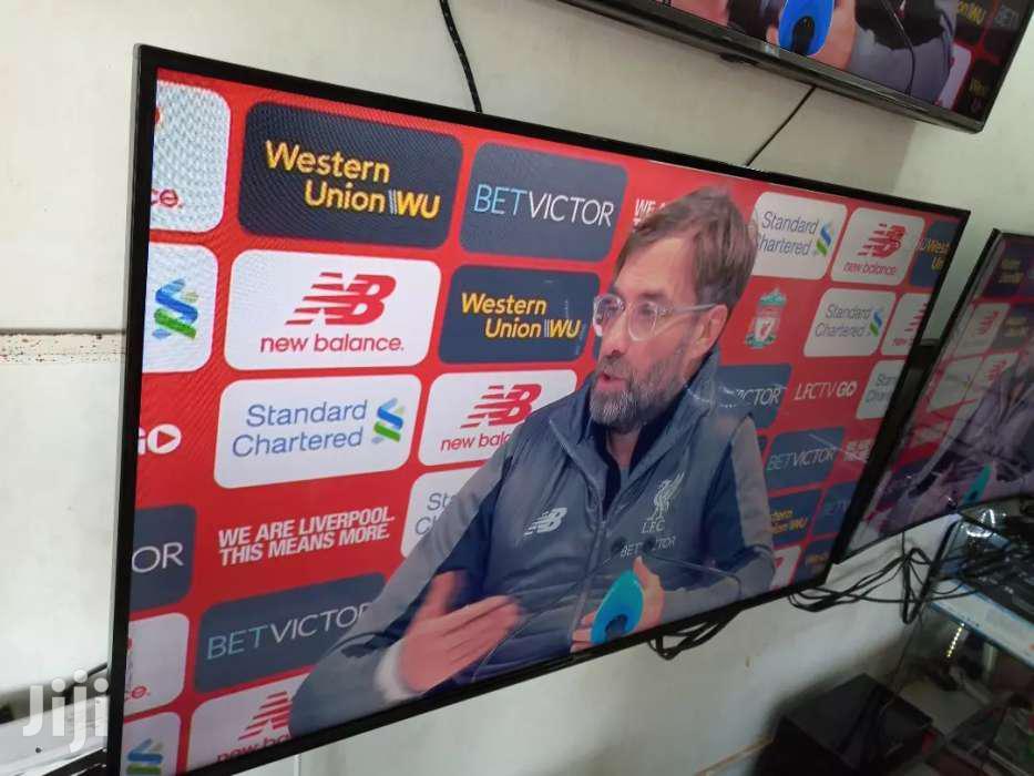 Brand New Hisense Smart UHD 4k Tv 60 Inches
