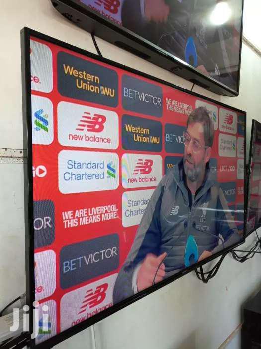 Brand New Hisense Smart UHD 4k Tv 60 Inches   TV & DVD Equipment for sale in Kampala, Central Region, Uganda