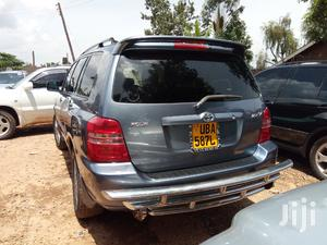 Toyota Kluger 2004 Gray | Cars for sale in Central Region, Kampala