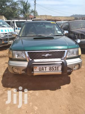 Subaru Forester 2005 2.5 X Automatic Green | Cars for sale in Central Region, Kampala