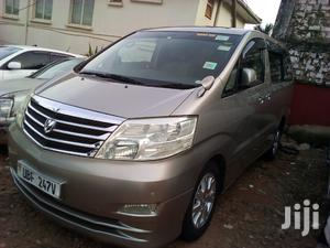 Toyota Alphard 2005 Gold | Cars for sale in Central Region, Kampala