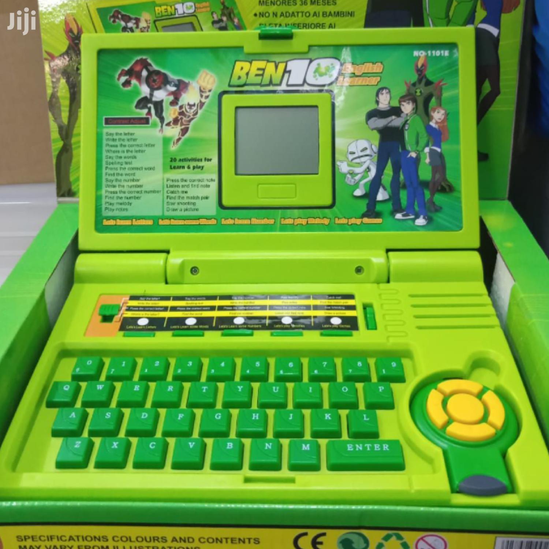Kids English Learner Laptop