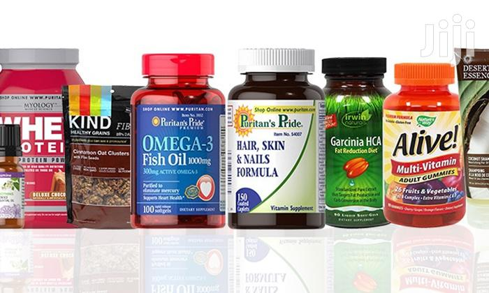 A-Z Vitamins Supplement Range On Sale   Vitamins & Supplements for sale in Kampala, Central Region, Uganda