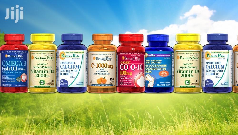 A-Z Vitamins Supplement Range On Sale