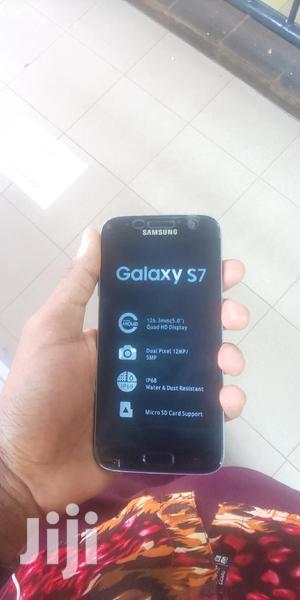 New Samsung Galaxy S7 32 GB Black   Mobile Phones for sale in Central Region, Kampala