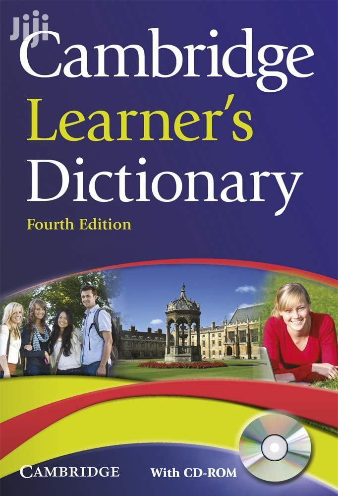 Cambridge Learner's Dictionary New 4th Edition With CD-ROM