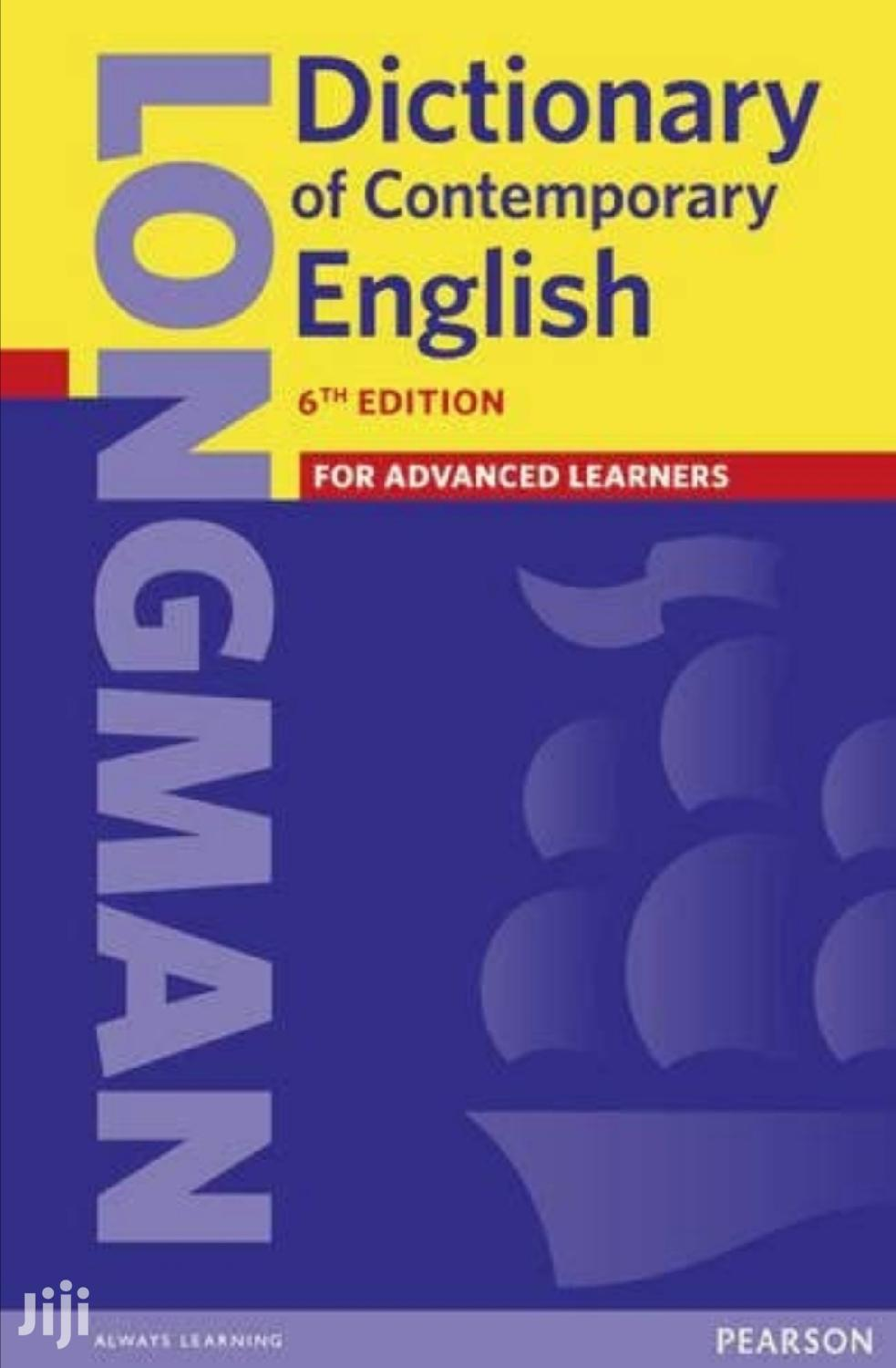 Longman Dictionary of Contemporary English 6th Edition | Books & Games for sale in Kampala, Central Region, Uganda