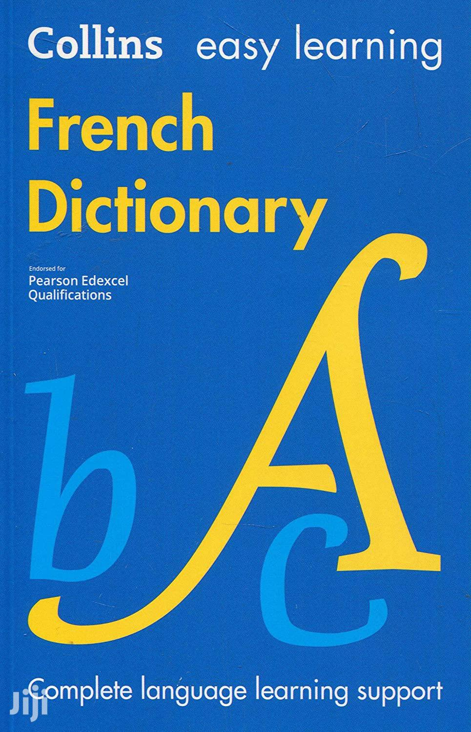 Collins Easy Learning French Dictionary | Books & Games for sale in Kampala, Central Region, Uganda