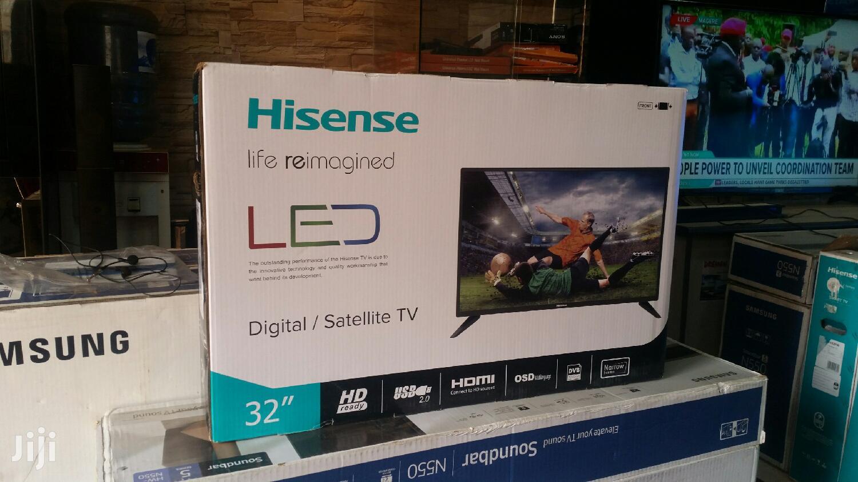 Hisense 32 Inches Digital Flat Screen Tv | TV & DVD Equipment for sale in Kampala, Central Region, Uganda