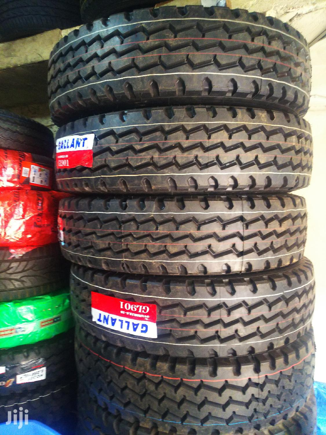 High Quality Big Tires in All Sizes Available