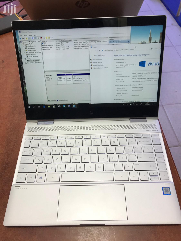 New Laptop HP Spectre 14 16GB Intel Core I7 SSD 640GB