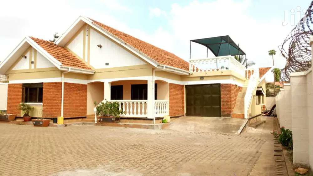 Archive: Standalone House for Rent in Ntinda