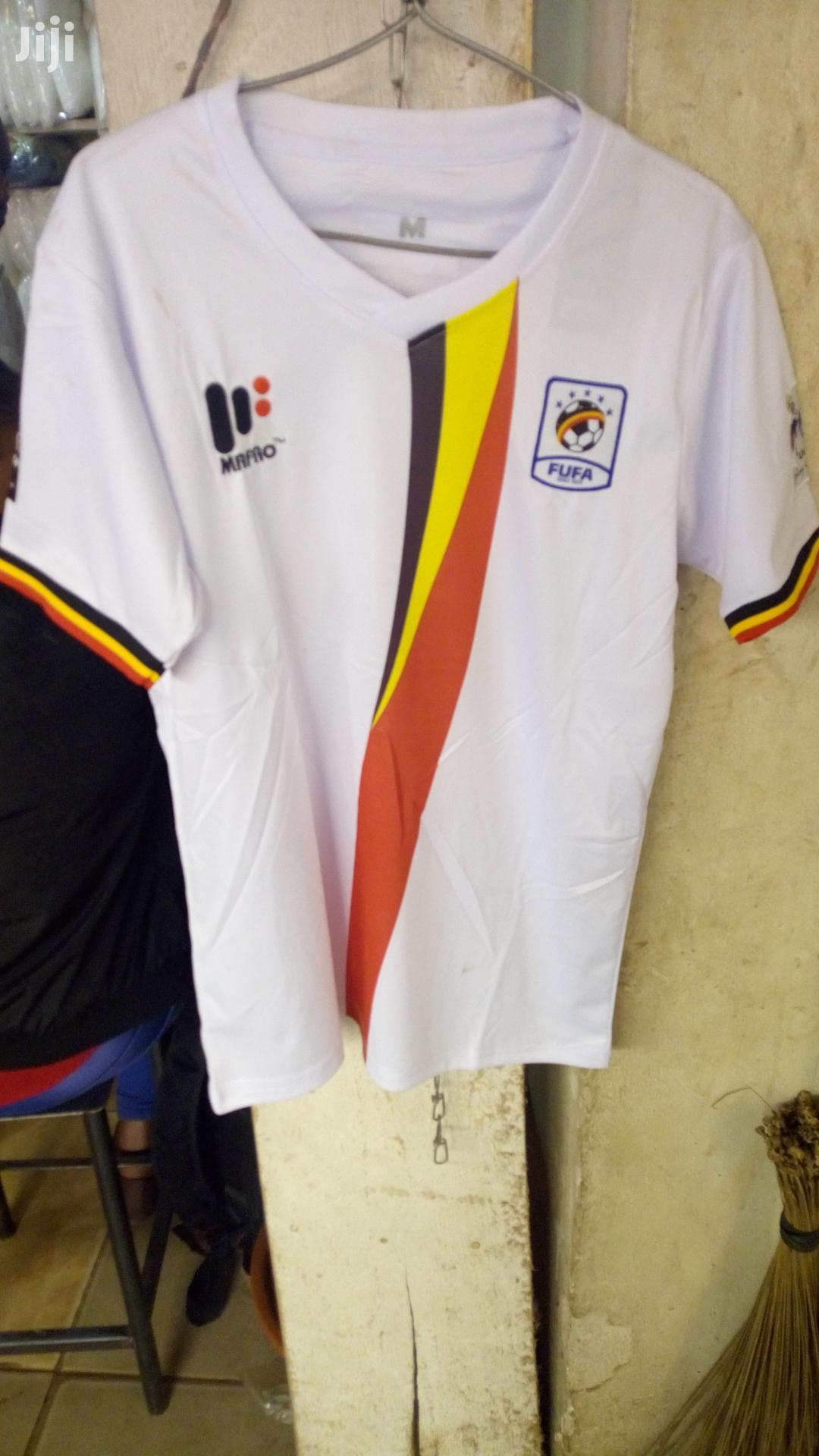 Serie A,Premiership,Bundesliger,Laligar And Uganda Cranes Jerseys | Sports Equipment for sale in Kampala, Central Region, Uganda
