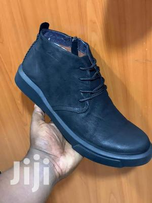 Clarks Leather Boots | Shoes for sale in Central Region, Kampala