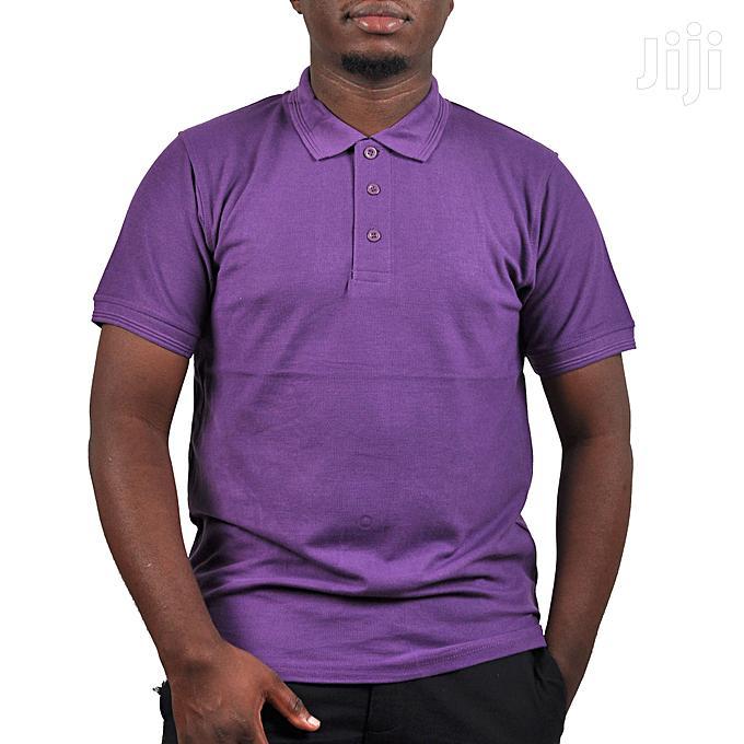 Plain Colours Color Neck T-Shirts | Clothing for sale in Kampala, Central Region, Uganda
