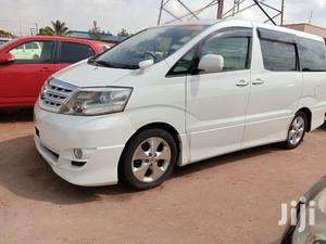 Toyota Alphard 2006 White | Cars for sale in Central Region, Kampala