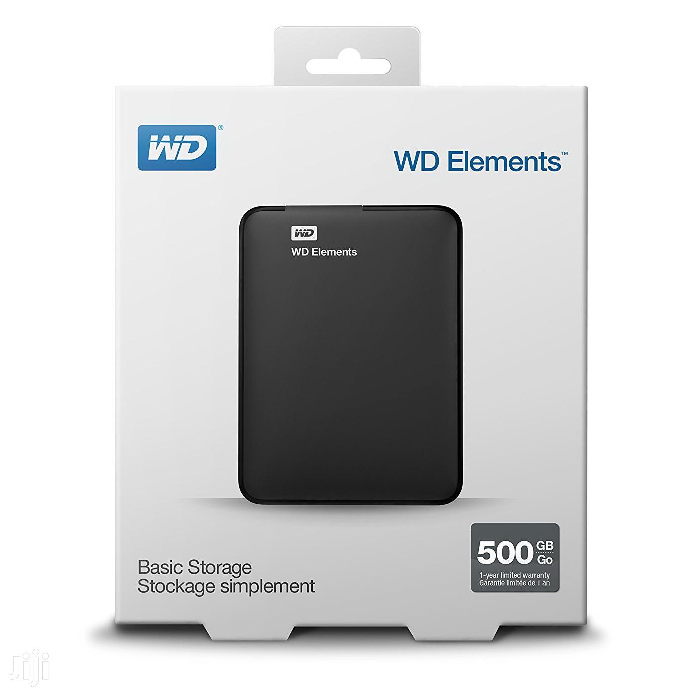 500gb WD & Toshiba 3.0 Speed External Hard Disk Drive HDD