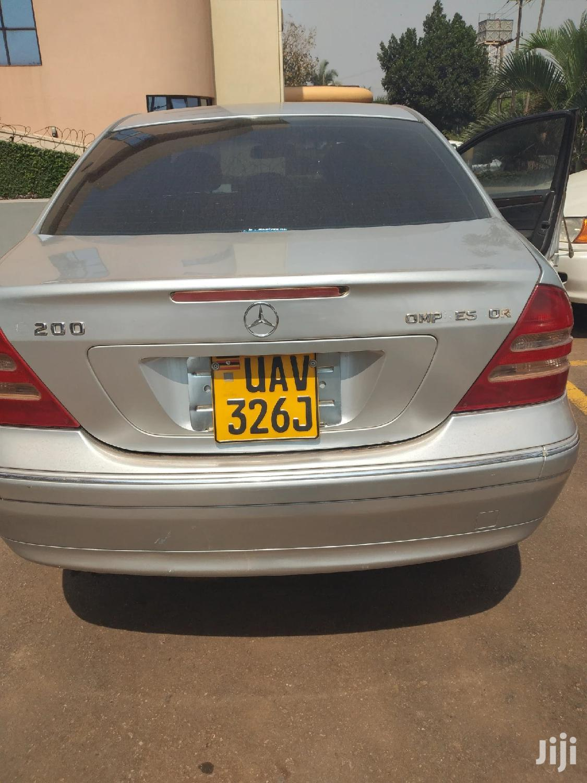 Mercedes-Benz C200 2004 Silver | Cars for sale in Kampala, Central Region, Uganda