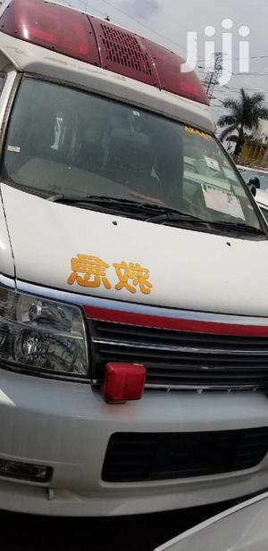 Toyota Elgrand 2007 White | Buses & Microbuses for sale in Central Region, Kampala