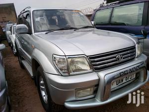 Toyota Land Cruiser Prado 2003 Silver   Cars for sale in Central Region, Kampala