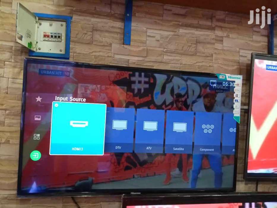 50inches Hisense Smart TV   TV & DVD Equipment for sale in Kampala, Central Region, Uganda