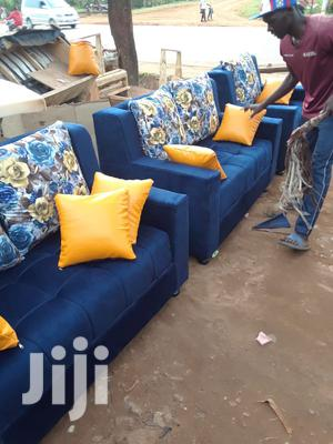 Sofas Blue | Furniture for sale in Central Region, Kampala